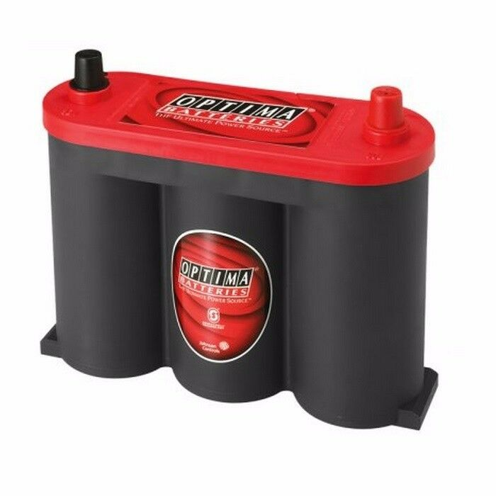 optima batteries redtop 6v starting battery 6 volt 8010 044 ebay. Black Bedroom Furniture Sets. Home Design Ideas