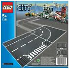 LEGO CITY 7281 INCROCIO A T E CURVA NUOVO NEW