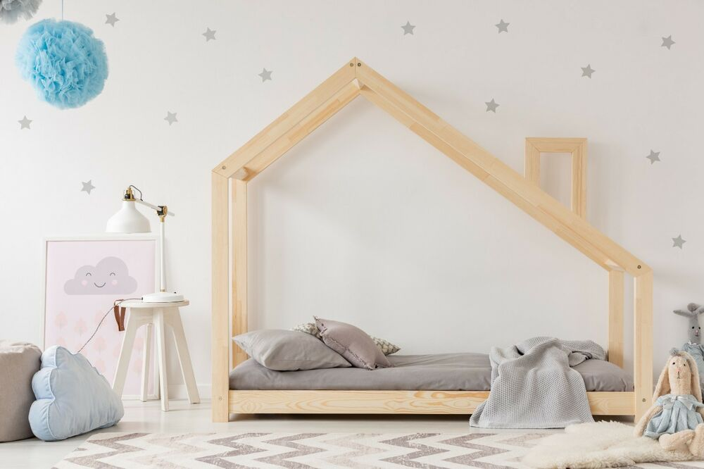 Children bed House Frame bed 24 dimensions Kids Bed NEW ...