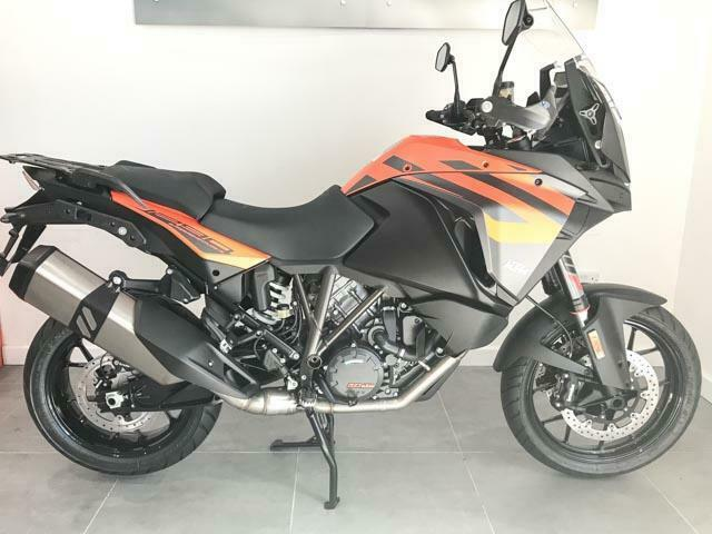 2019 ktm 1290 super adventure s now available with free luggage ebay. Black Bedroom Furniture Sets. Home Design Ideas