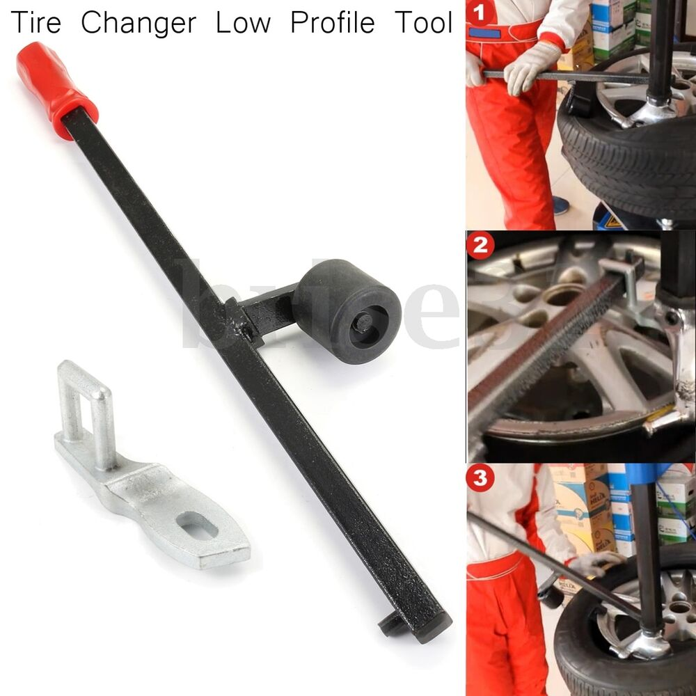 Tire Rim Guard >> 25'' Tire Changer Iron Low Profile Tool For Bicycle Tyre Replacement Repair | eBay