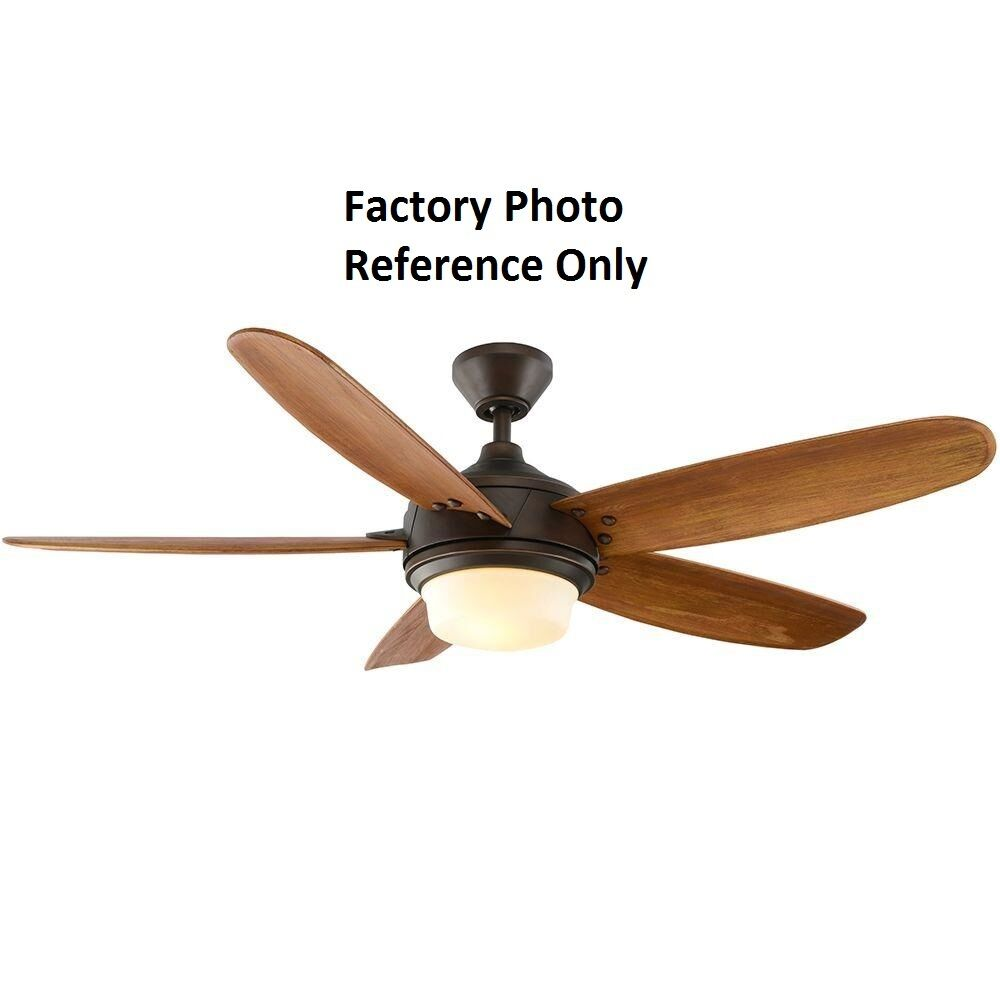 Home Decorators Collection Breezemore 56 In Indoor Bronze Ceiling Fan Parts Ebay