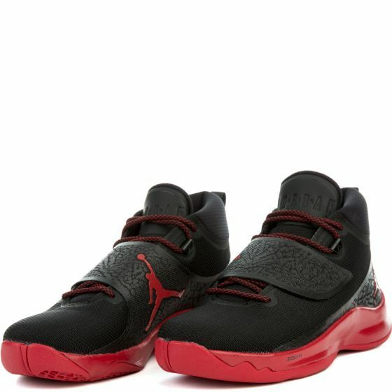 f53ee13162df Details about  881571-002  MEN S AIR JORDAN SUPER.FLY 5 PO BASKETBALL BLACK  GYM RED SZ 8.5-13