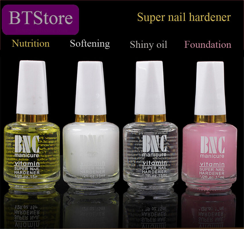 15ml Super Nail Hardener Vitamin Polish Gel Art Manicure Nail Polish ...