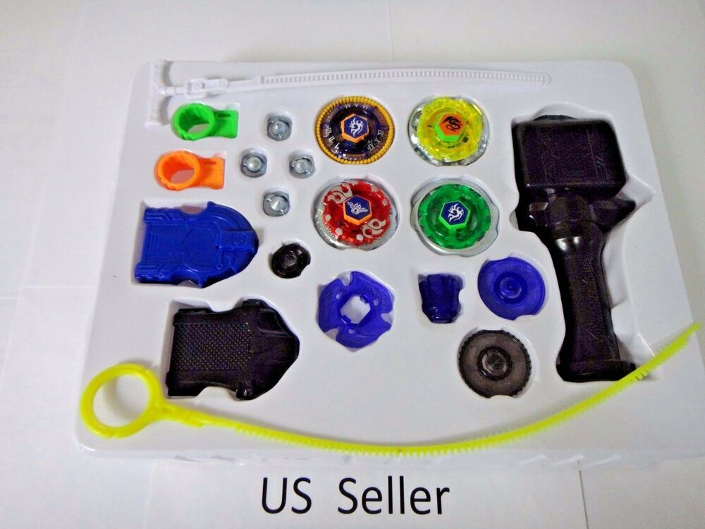 beyblade metal master fusion fight launcher grip rare toy