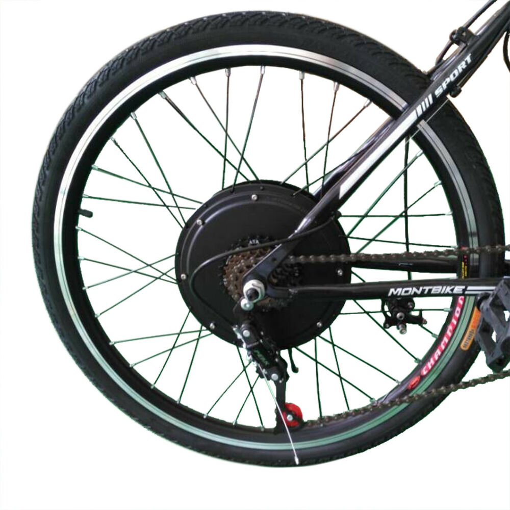 26 Front Wheel Electric Bicycle Motor Kit E Bike