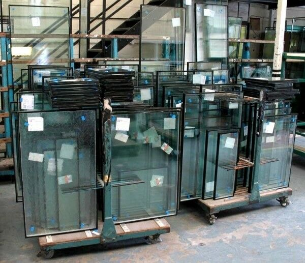 Double Glazed Units : Lots of sizes clear double glazed sealed units glass