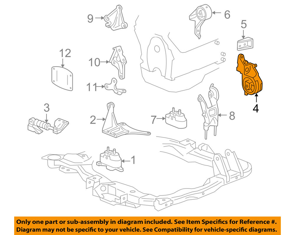 Pontiac G6 Motor Mount Diagram Guide And Troubleshooting Of Wiring Honda H100 2006 Base Engine Mounting Data Rh 23 Wwgraves Be Convertible