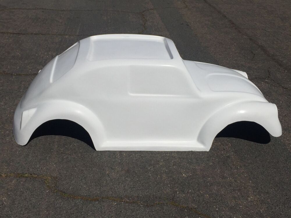 how to make a fiberglass go kart body