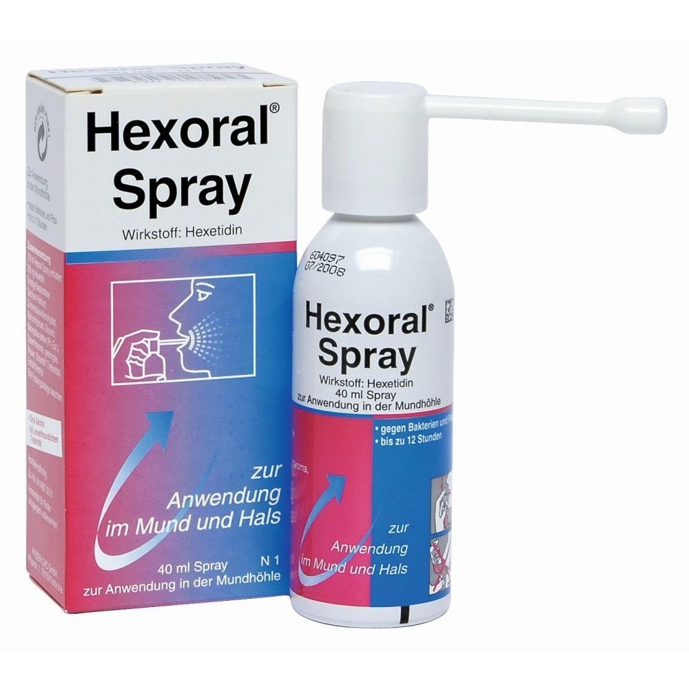 The drug Hexoral. Instruction, application, analogues