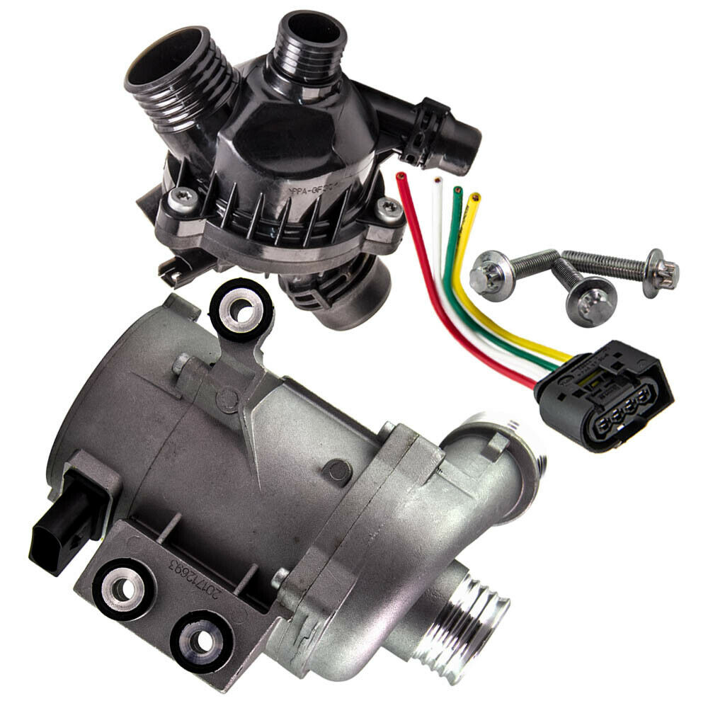 Bmw Xi 328: Electric Water Pump + Thermostat Kit For BMW 328i 528i
