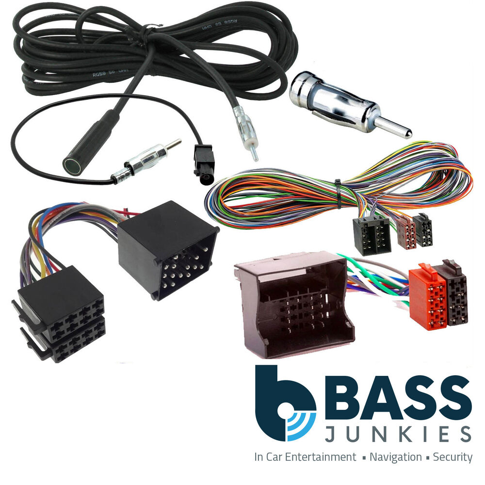 Bmw Range Rover Vogue 2002 Rear Car Stereo 5 Metre Wiring Aerial Jvc Harness Nz Extension Kit 5055193394622 Ebay