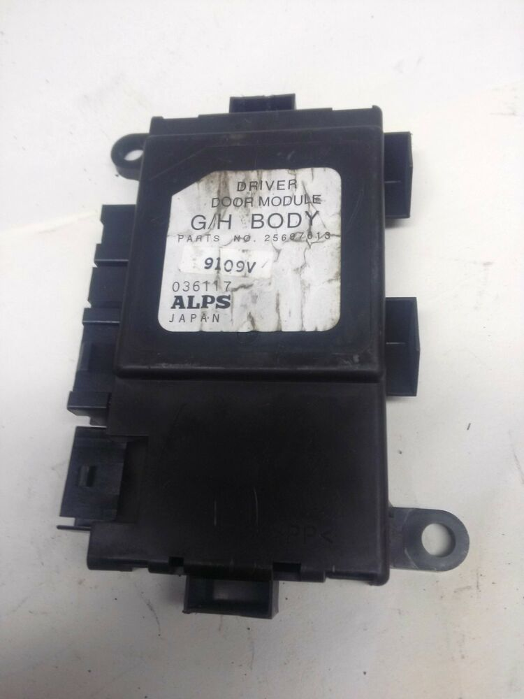 Gm driver door control module olds aurora pontiac for 01333 door control module