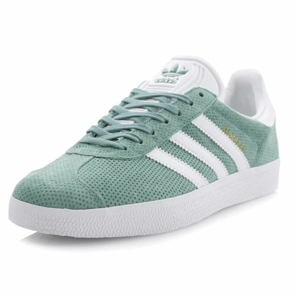 adidas Gazelle B-BB5494 Mens Trainers~Originals~Suede Leather~UK 5.5 -