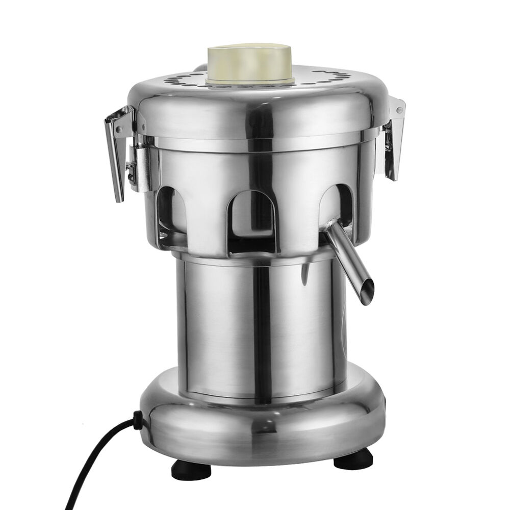 Commercial fruit vegetable juice extractor stainless steel