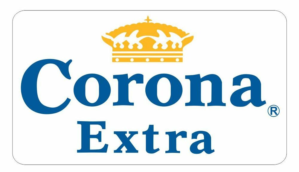 Corona Extra Sticker R252 Beer Ebay