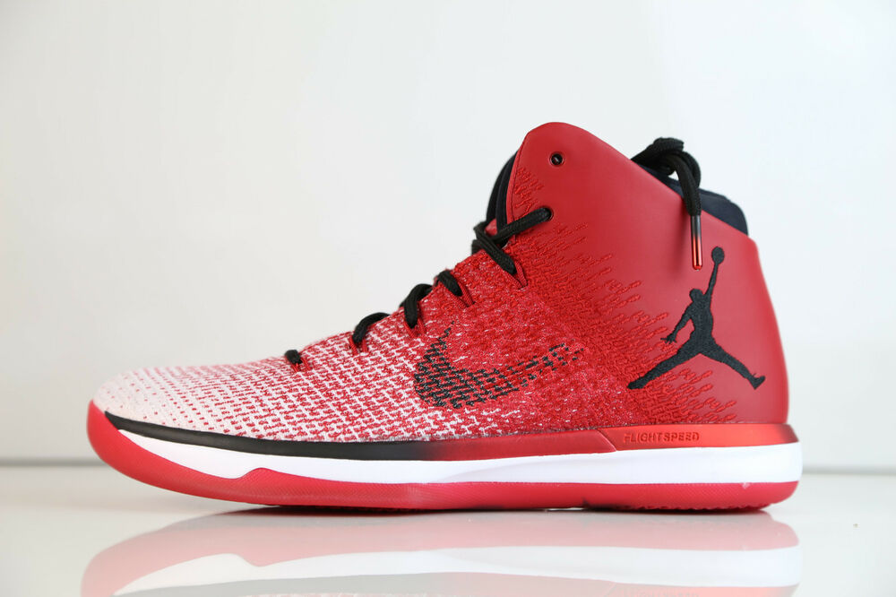 sneakers for cheap 1dc8f fca4a Details about NIke Air Jordan XXX1 Chicago Varsity Red Black White  845037-600 8-13 31 1 11 4
