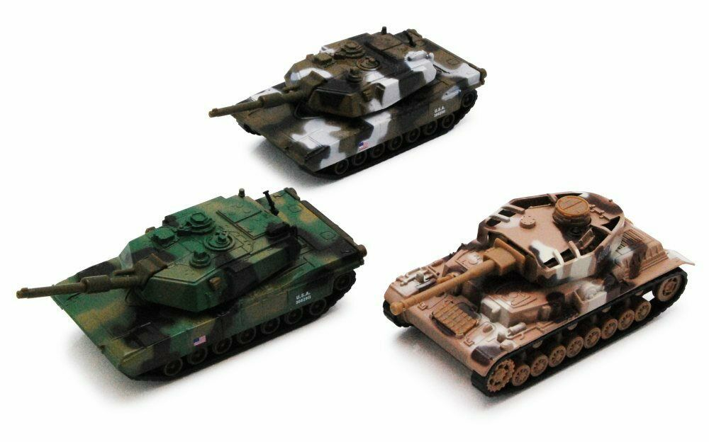 Army Toys Color : Pullback power army tank three color bundle diecast toy