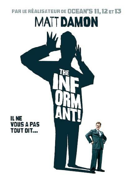 The Informant ! DVD NEUF SOUS BLISTER