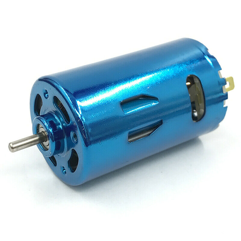 Dc 12v 24v 30000rpm high speed large torque rs 550 motor for High torque high speed dc motor