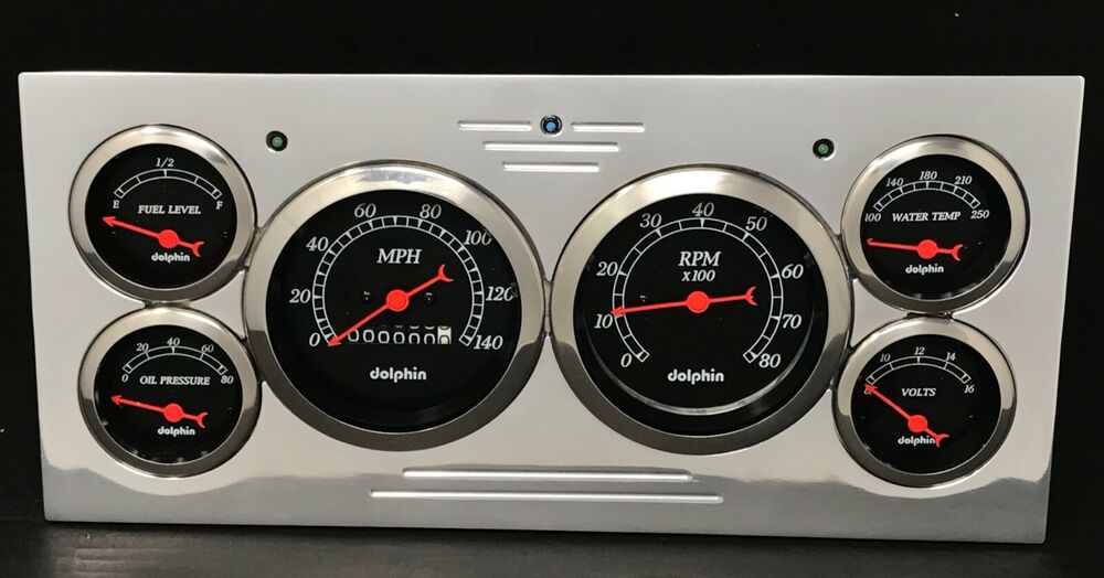 1978 Ford Truck >> 1973 1974 1975 1976 1977 1978 FORD TRUCK 6 GAUGE CLUSTER ...