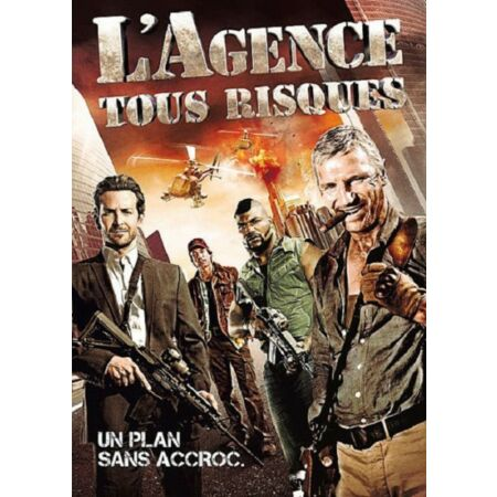 img-L'Agence tous risques (Cooper, Liam Neeson) DVD NEUF SOUS BLISTER