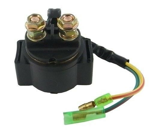 starter solenoid relay honda atc250es atc 250es big red 3. Black Bedroom Furniture Sets. Home Design Ideas
