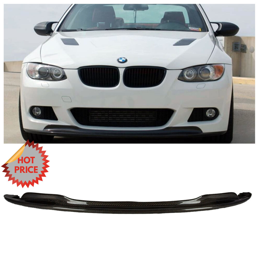 Bmw E92 2007 09 Arkym Style Carbon Fiber Front Lip For Pre