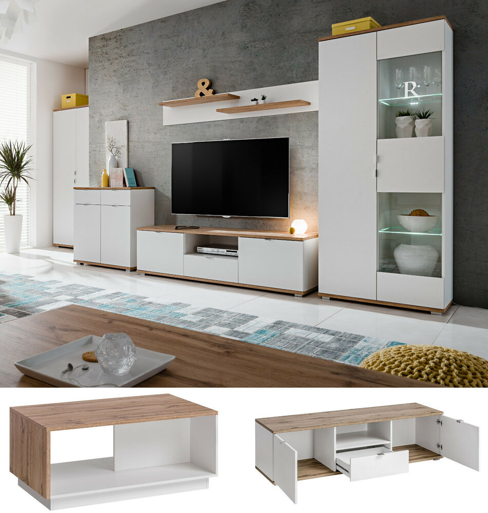 Modern Entertainment Center Living Room Furniture Wall