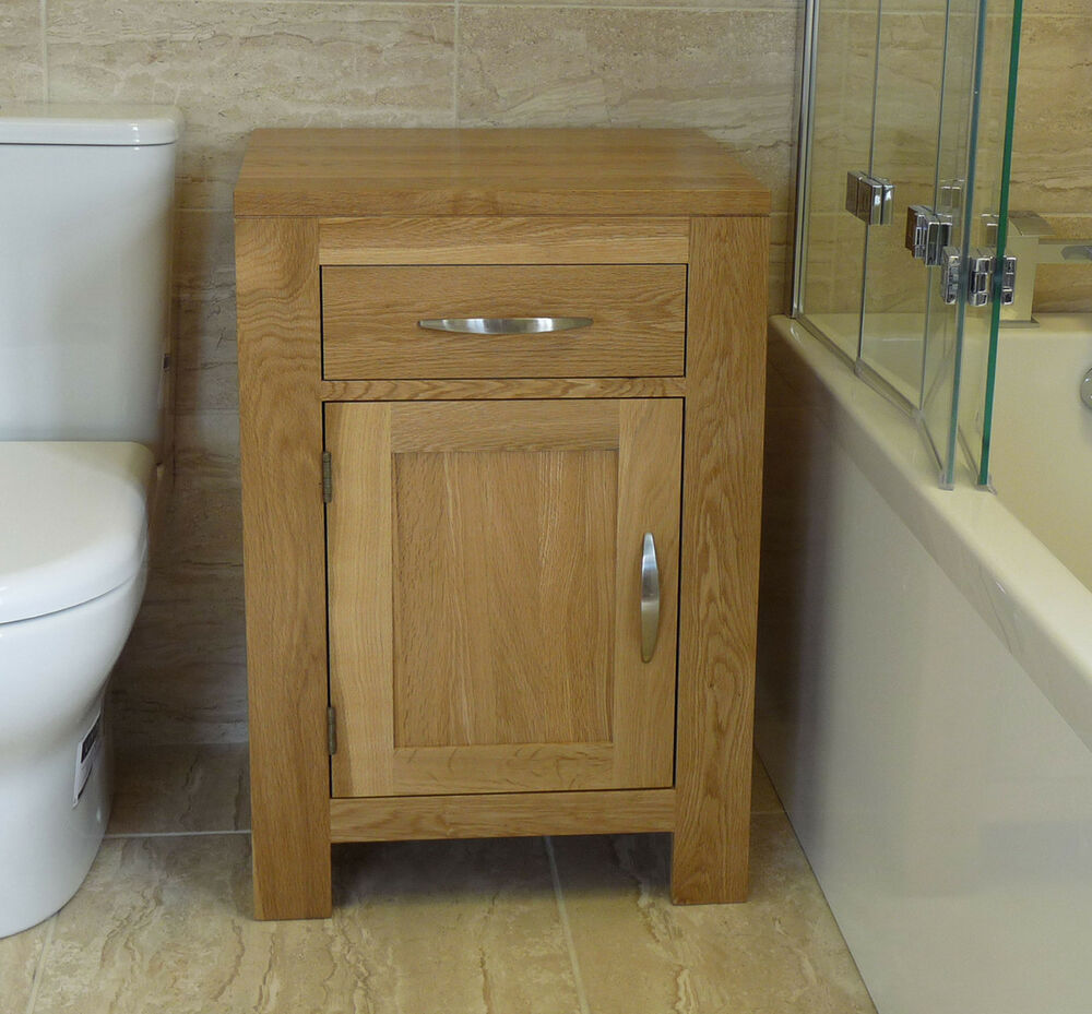 bathroom cabinet uk solid oak bathroom furniture basin cabinet 60cm wide x 11169