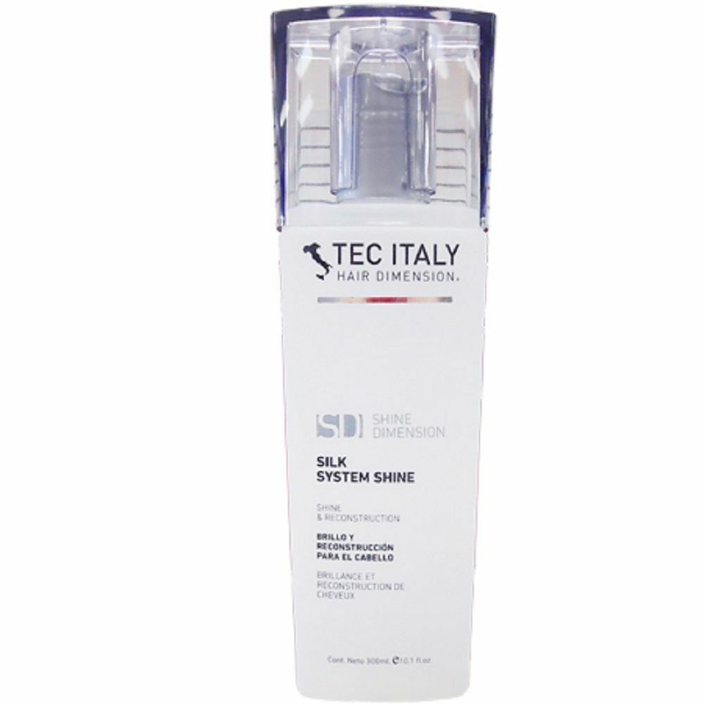 Tec Italy Silk System Shine Amp Reconstruction Treatment 10