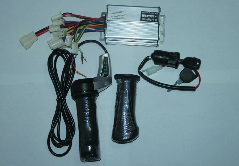 Electric Scooter 36V 1000W Motor Controller Speed ...