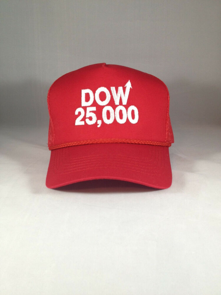 fd9772ccf9c Dow 25000 Red Hat Dow 25