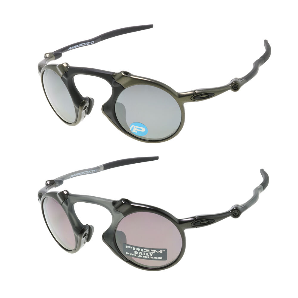 d084c7941af ... france oakley madman polarized sunglasses oo6019 plutonite lenses bnib  authentic ebay 5f8c6 93742