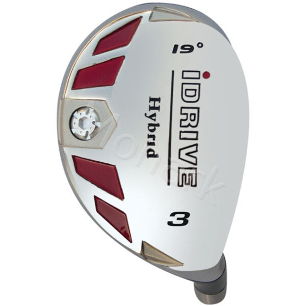 iDrive Hybrid Club LEFT Hand Graphite Shafted (Choose #3 to SW)