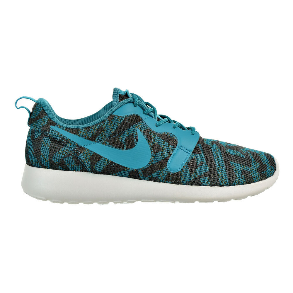 aa86fb4e7a9a Details about Nike Roshe One KJCRD Women s Shoes Military Green Emerald  705217-301