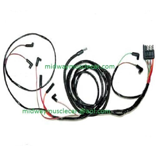 1964 falcon wiring harness free download diagram schematic 1965 ford falcon wiring harness 64 ford falcon v8 engine gauge feed wiring harness 1964 ...