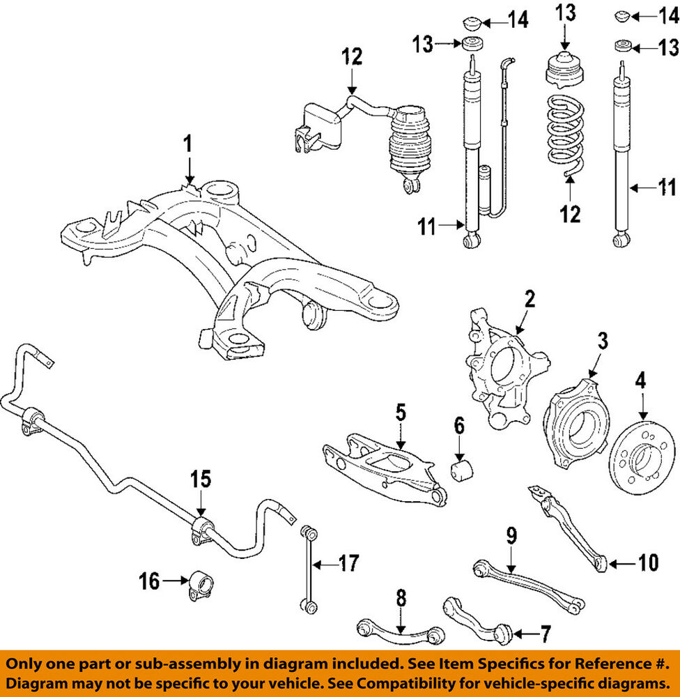 Awe Inspiring 2004 Mercedesbenz E55 Amg Base V8 55 Suspension Components Diagram Wiring Digital Resources Xeirawoestevosnl