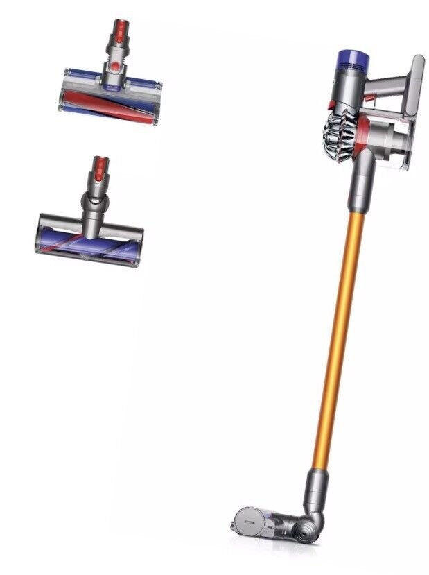 dyson v8 absolute cordless vacuum cleaner refurbished with. Black Bedroom Furniture Sets. Home Design Ideas