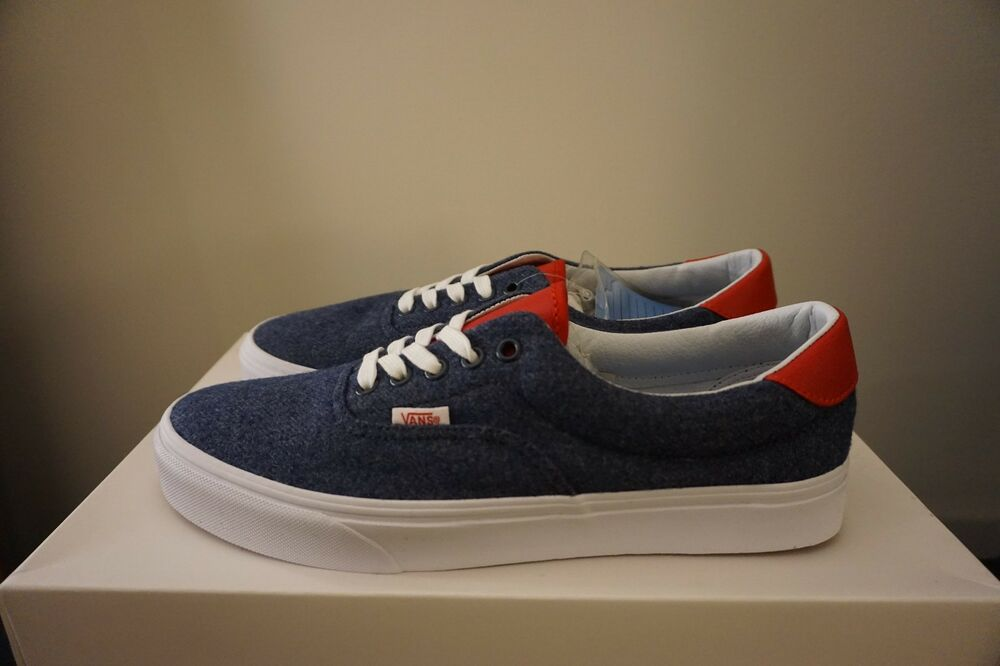 Vans Era 59 SAMPLE varsity navy true white