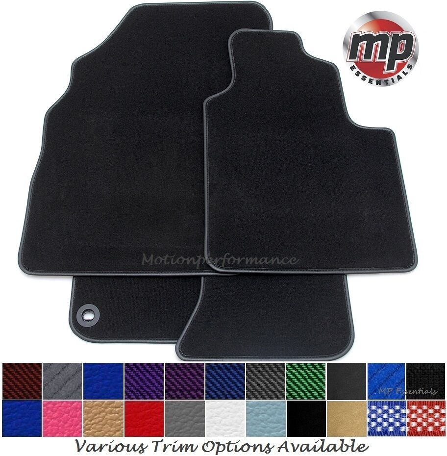 Perfect Fit Black Carpet Car Floor Mats Tailored For Honda