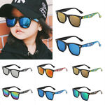 Fashion Kids Sunglasses Boys Girls Eyewear Students Star Sharks Goggles Shades