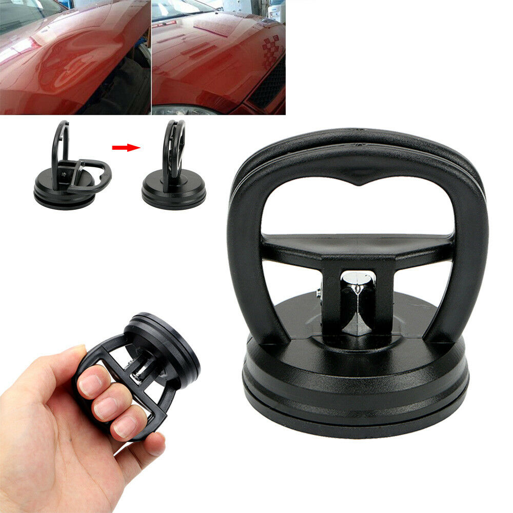 strong suction cup car dent remover puller auto body dent removal tools new ebay. Black Bedroom Furniture Sets. Home Design Ideas