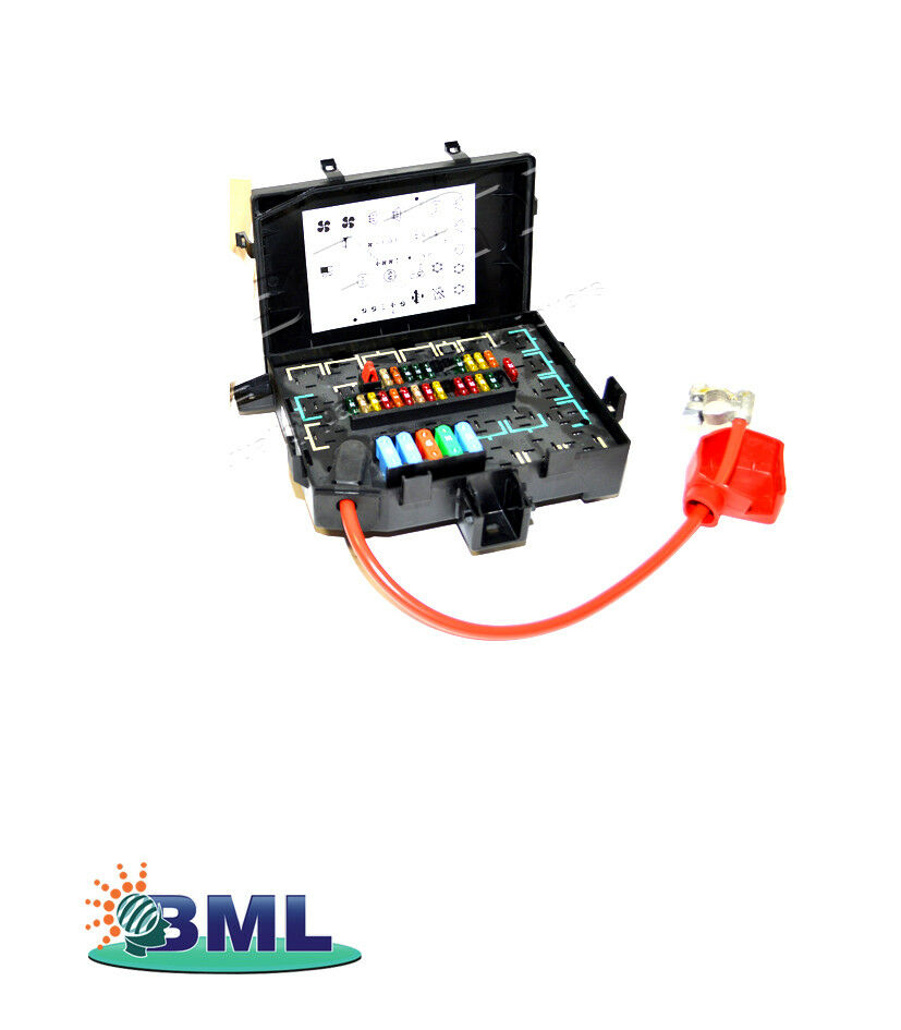 land rover range rover p38 1994 to 2002 fuse box assembly. Black Bedroom Furniture Sets. Home Design Ideas