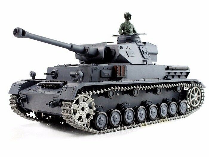 2 4ghz 1 16 german panzer iv f2 rc battle tank super metal. Black Bedroom Furniture Sets. Home Design Ideas