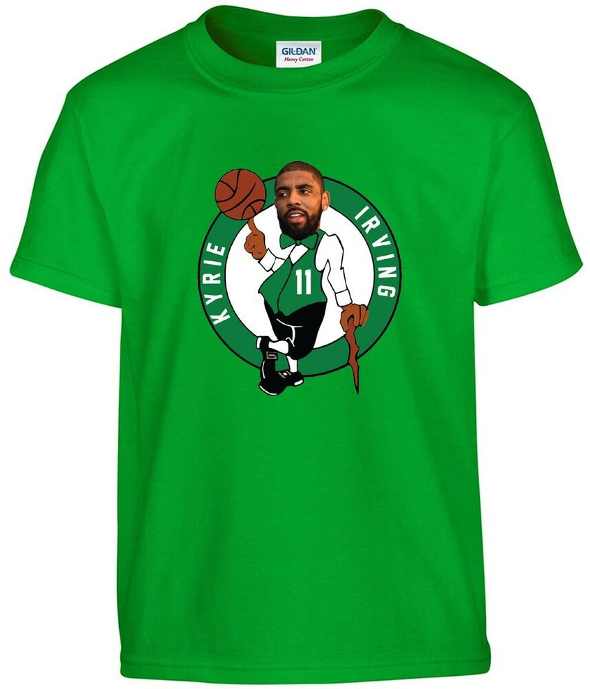 how to draw kyrie irving logo