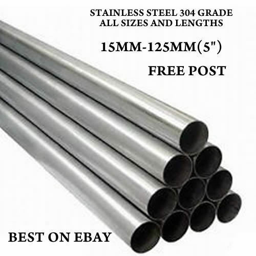 Mm wall stainless steel t tubes de cat pipe exhaust
