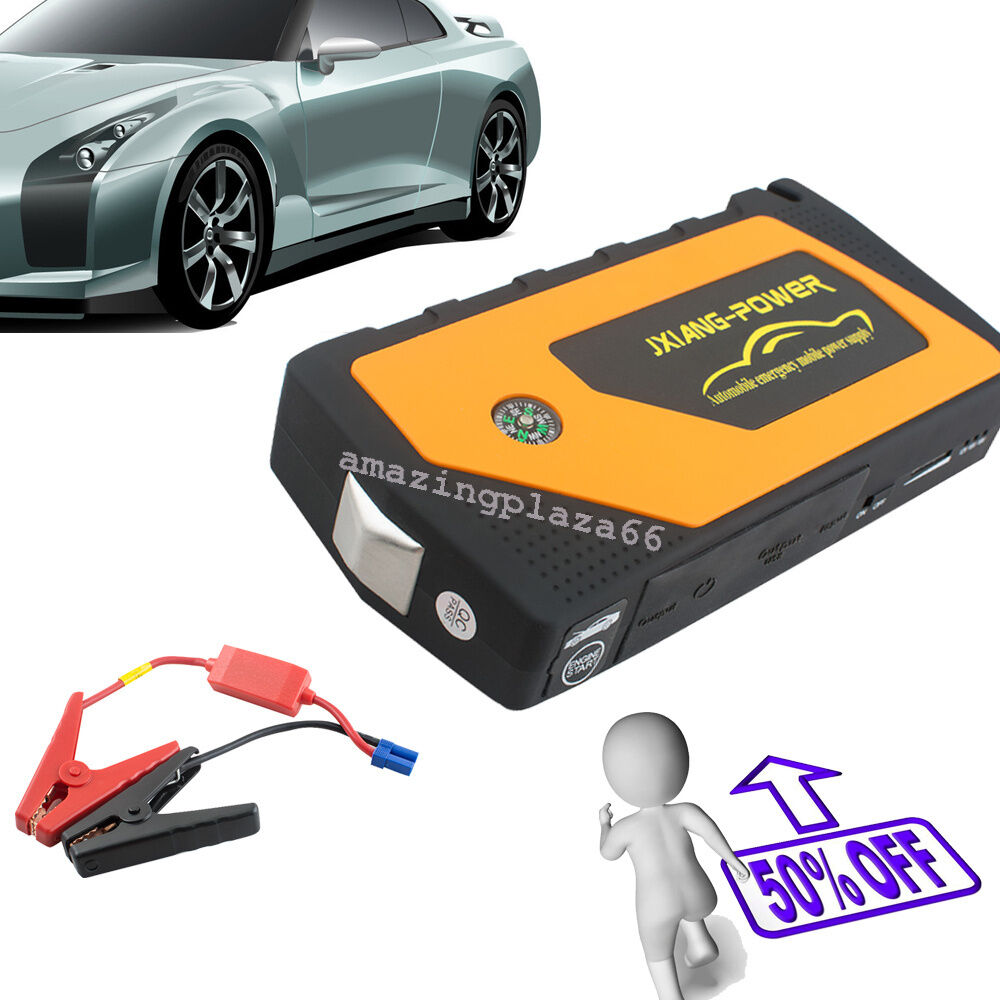 69800mah portable car jump starter pack booster charger. Black Bedroom Furniture Sets. Home Design Ideas