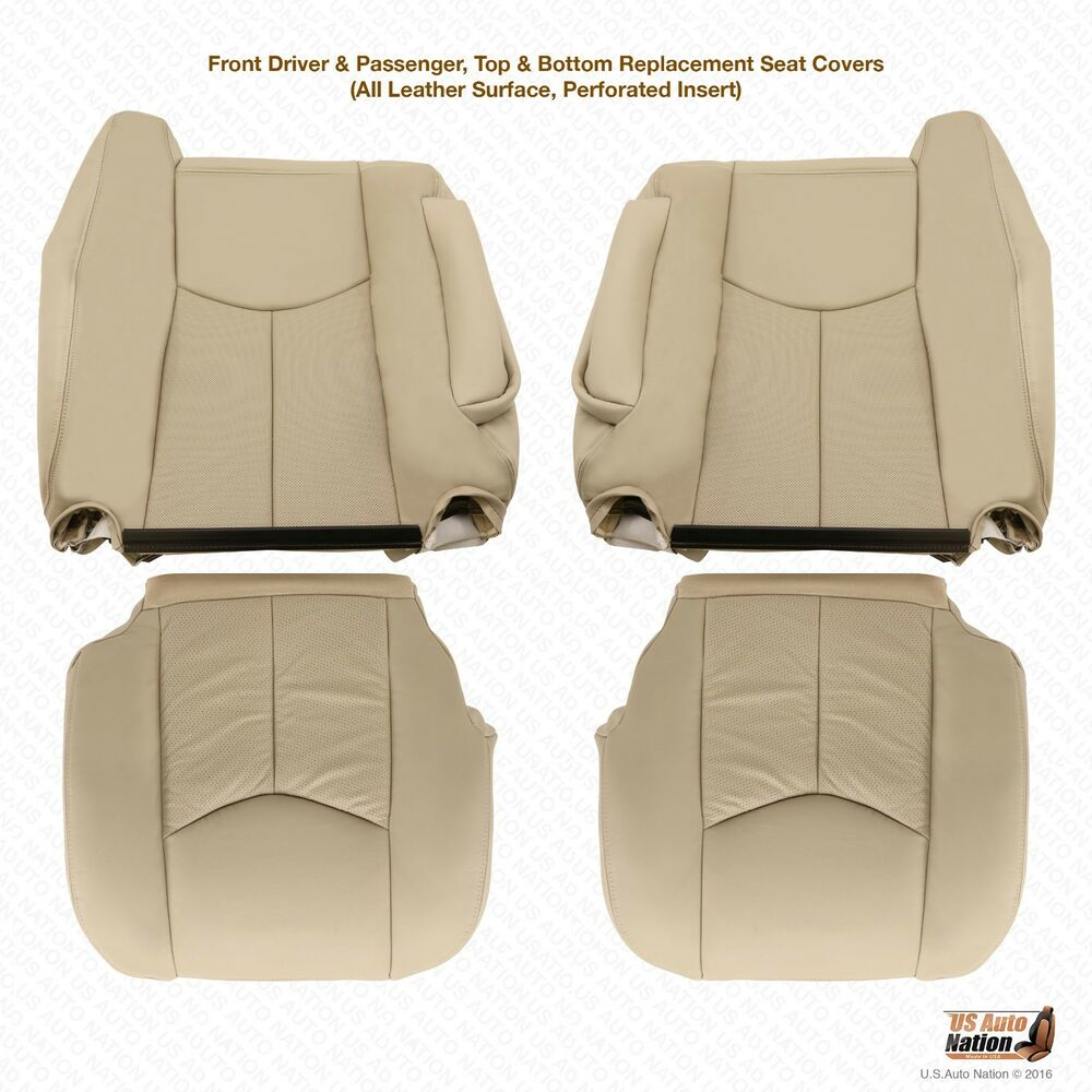 2003-2004 Cadillac Escalade Upholstery Replacement Seat