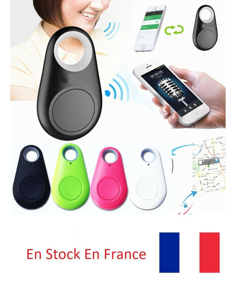 mini traceur gps bluetooth pour chien chat voiture porte cl s avec battery ebay. Black Bedroom Furniture Sets. Home Design Ideas